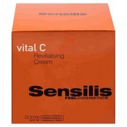 Sensilis Vital C Crema Revitalizante SPF15 50ml