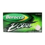 BEROCCA BOOST 30 COMPRIMIDOS EFERVESCENTE.