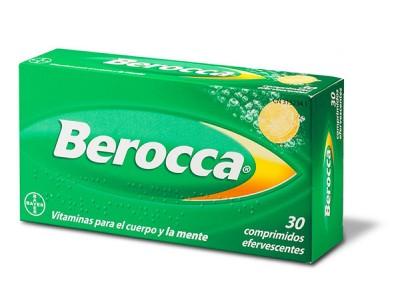 Berocca 30 Comprimidos Efervescentes