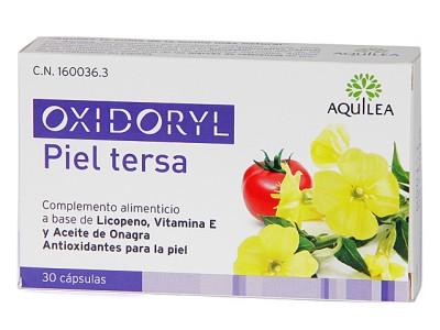 Oxidoryl Piel Tersa 30 Cápsulas