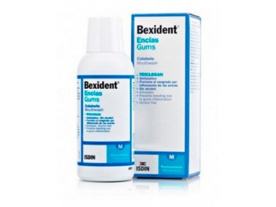 Bexident Colutorio Encías Triclosan 500ml