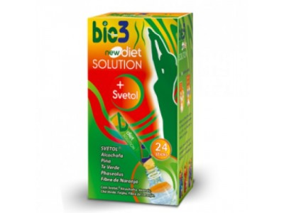 Bio 3 Diet Solution 24 Sticks