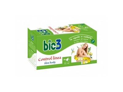 Bio 3 Control Linea Slim Body 25 Bolsitas Infusión