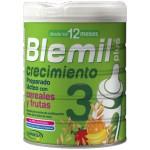 BLEMIL PLUS 3 CRECIMIENTO CON CEREALES Y FRUTAS  800 GR