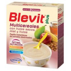 Blevit Plus Multi-Cereales Frutos Secos 600g