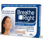 TIRAS NASAL BREATHE RIGHT GRANDE 30 UND.