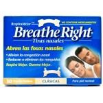 BREATHE RIGHT CLASIC 30 TIRAS NASALES PEQUEÑAS
