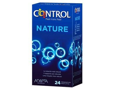 Control Preservativos Nature 24 uds.