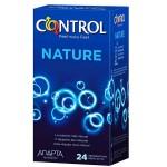 CONTROL PRESERVATIVOS NATURE 24 UND.
