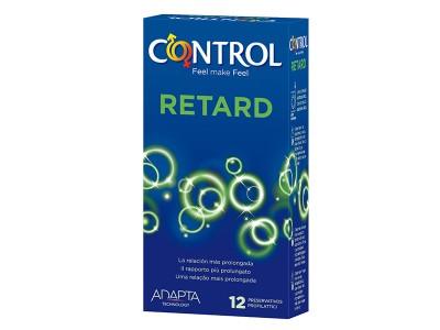 Control Adapta Preservativo Retardante 12 uds.