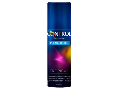 Control Pleasure Gel Lubricante Tropical 50ml