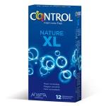 CONTROL PRESERVATIVOS ADAPTA XL 12 UND.