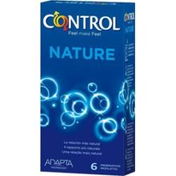Control Preservativos Adapta Nature 6 uds.