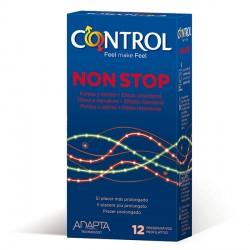 Control Preservativos Adapta Non Stop 12 uds.