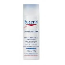 Eucerin Dermatoclean Leche Limpiadora 200ml