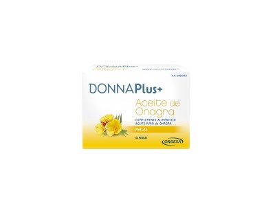 Donna Plus + Aceite de Onagra 60 Perlas