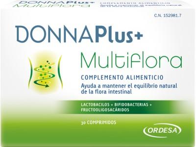 Donna Plus+ Multiflora 30 Comprimidos