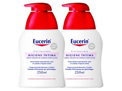 Eucerin Higiene Íntima 250ml 2 uds.