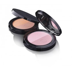 Sensilis Ideal Blush Colorete Iluminador Bicolor Prune/Ro 6.5g
