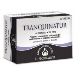 El Naturalista Tranquinatur 48 Cápsulas