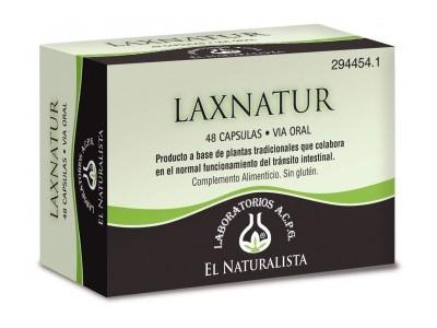 El Naturalista Laxnatur 48 Cápsulas