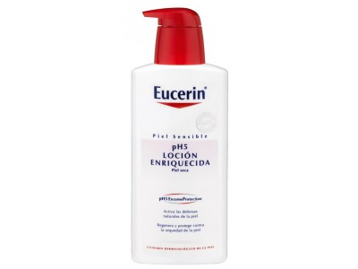 Eucerin Loción Enriquecida Ph5 1000ml