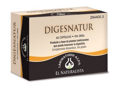 El Naturalista Digesnatur 48 Cápsulas