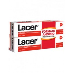 Promoción Pasta Dental Lacer 2 uds.