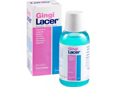 Lacer Gingilacer Colutorio 200ml