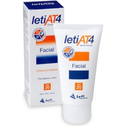 Leti At-4 Facial SPF20 50ml