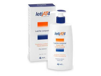 Leti At-4 Leche Corporal 250ml