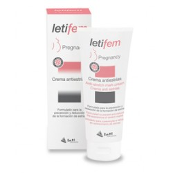 Letifem Pregnancy Crema Antiestrias 200ml