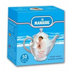 Manasul Infusión 50 Filtros