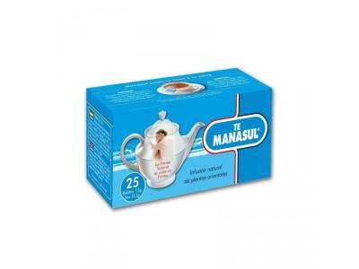 Manasul Infusion 25 Filtros