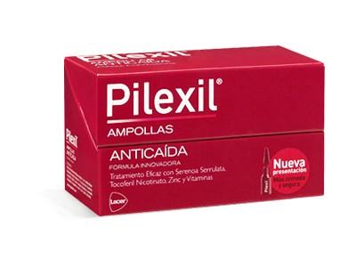 Pilexil Ampollas Anticaida 15 uds.
