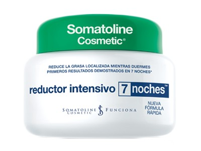 Somatoline Cosmetic Reductor Intensivo 7 Noches 450ml