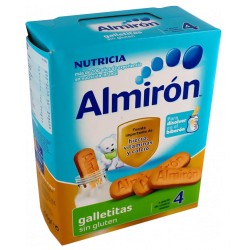 Almiron Advance Galletitas Sin Gluten 250g