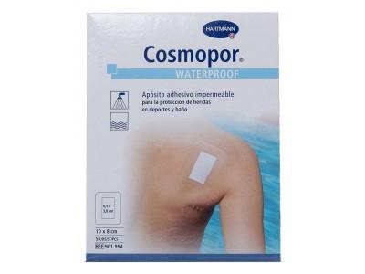 Cosmopor Waterproof Apósito Impermeable 10x8cm 5 uds.