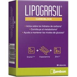 Lipograsil Carboblock 30 Cápsulas