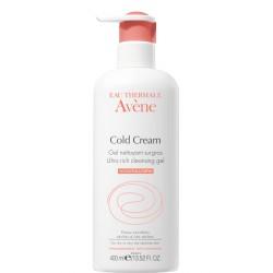 Avene Gel Limpiador Cold Cream 400ml