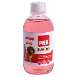 PHB Junior Enjuague Bucal 6-12 Años 500ml