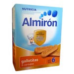 ALMIRÓN ADVANCE GALLETITAS 6 CEREALES 180 GR