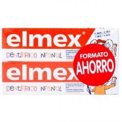 Elmex Pasta Dentífrica Infantil 50ml 2 uds.