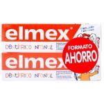 ELMEX DUPLO PASTA DENTÍFRICA INFANTIL 50 ML. 2 UNIDADES