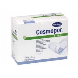 Cosmopor Steril Apósito 10x6cm 5 uds.