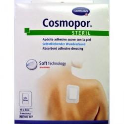Cosmopor Steril Apósito 10x8cm 5 uds.