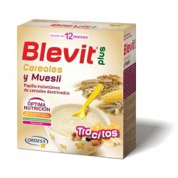 Blevit Plus Trocitos Cereales y Muesli 600g
