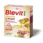 BLEVIT PLUS TROCITOS CEREALES Y MUESLI 600 GR