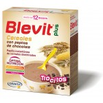BLEVIT PLUS TROCITOS CEREALES CON PEPITAS DE CHOCOLATE 600GR