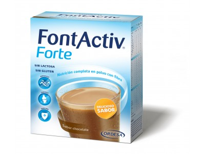 Fontactive Forte Chocolate 14 Sobres